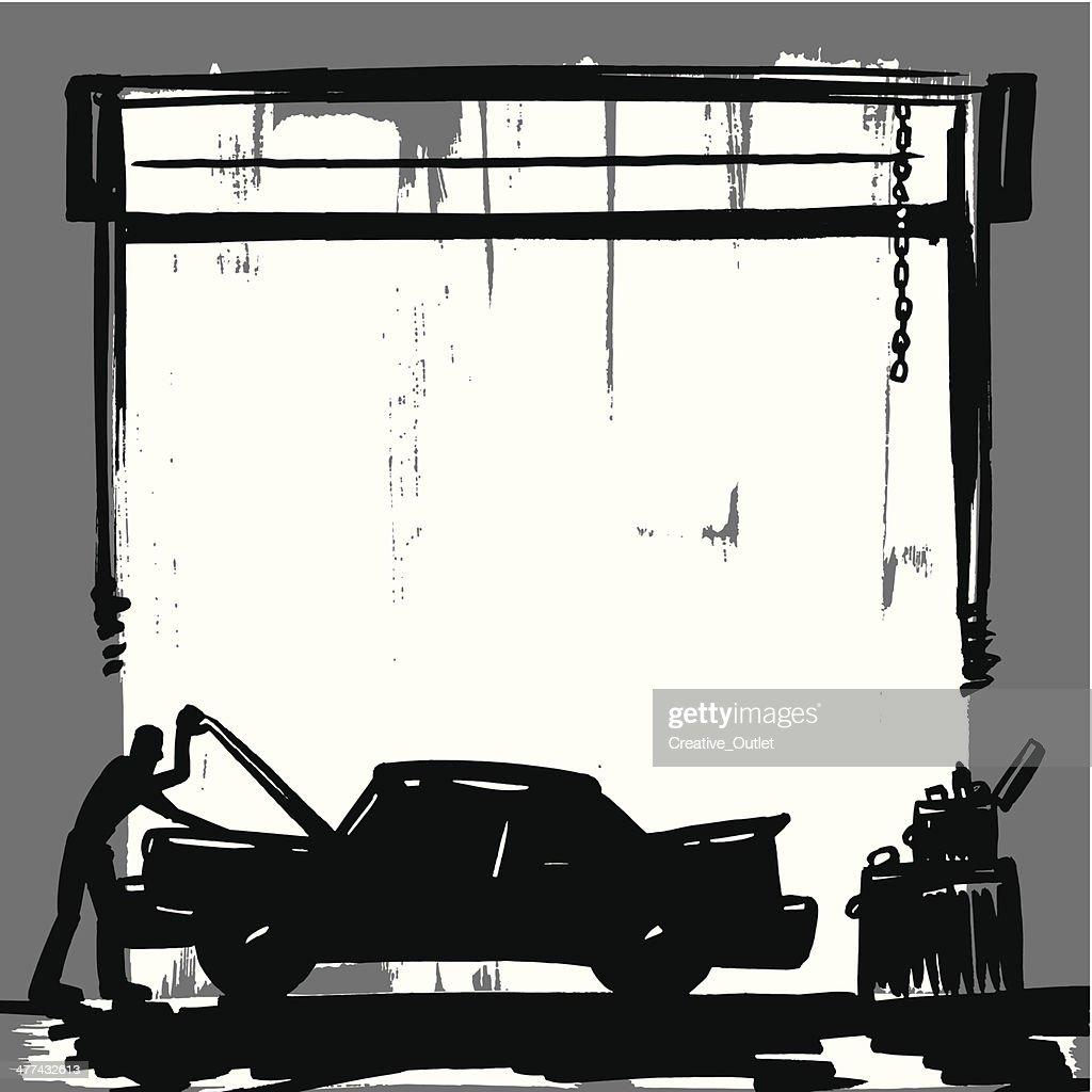 Mechanic Car Mortice
