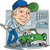 Mechanic Doctor