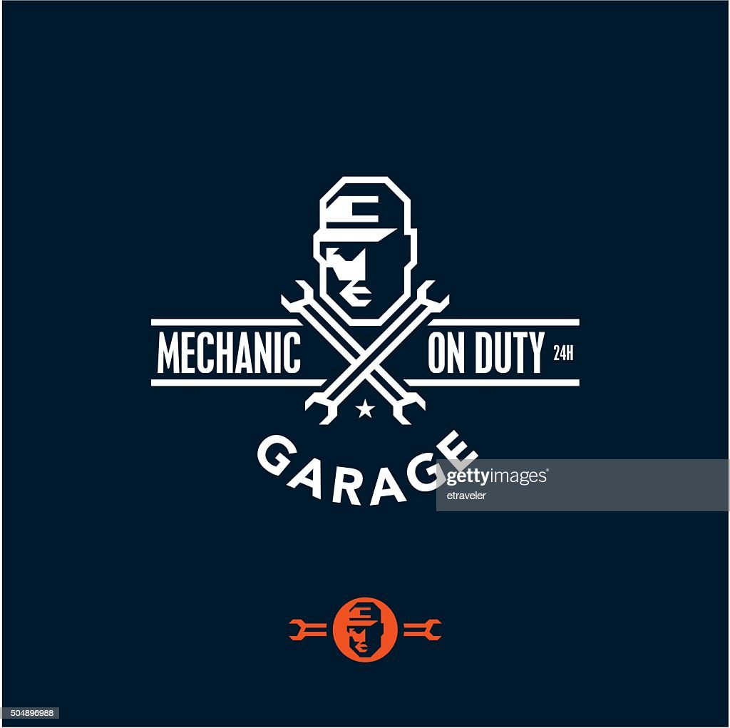 mechanic on duty, garage