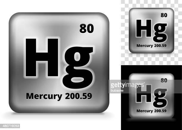 mecury スクエアエレメントの背景設定 - 水銀点のイラスト素材/クリップアート素材/マンガ素材/アイコン素材