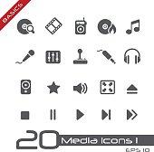 Media & Entertainment // Basics