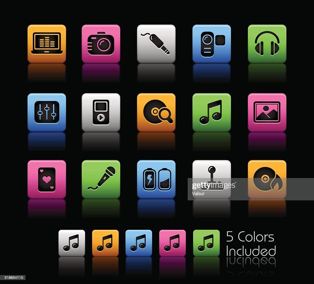 Media & Entertainment // Color Box