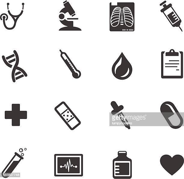 medizin und gesundheitswesen symbole - cancer illness stock-grafiken, -clipart, -cartoons und -symbole