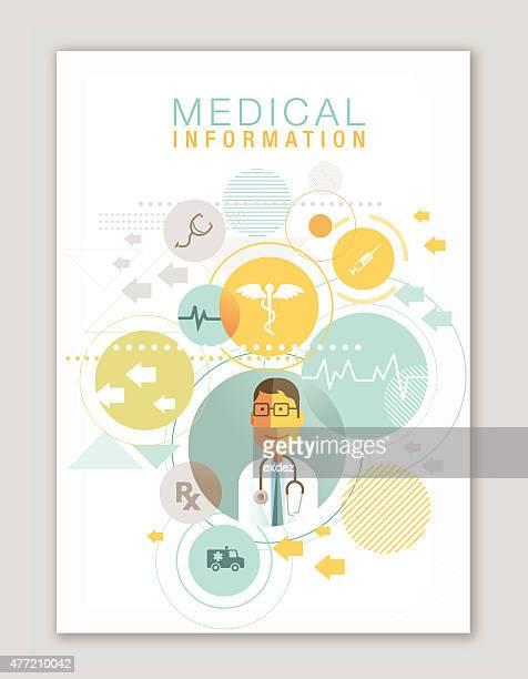 Medical book design