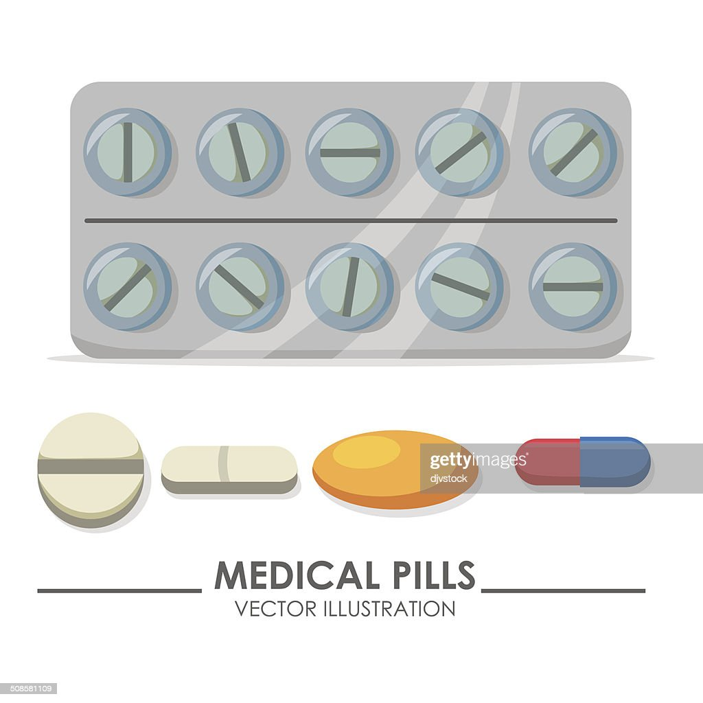 medical design : Vector Art