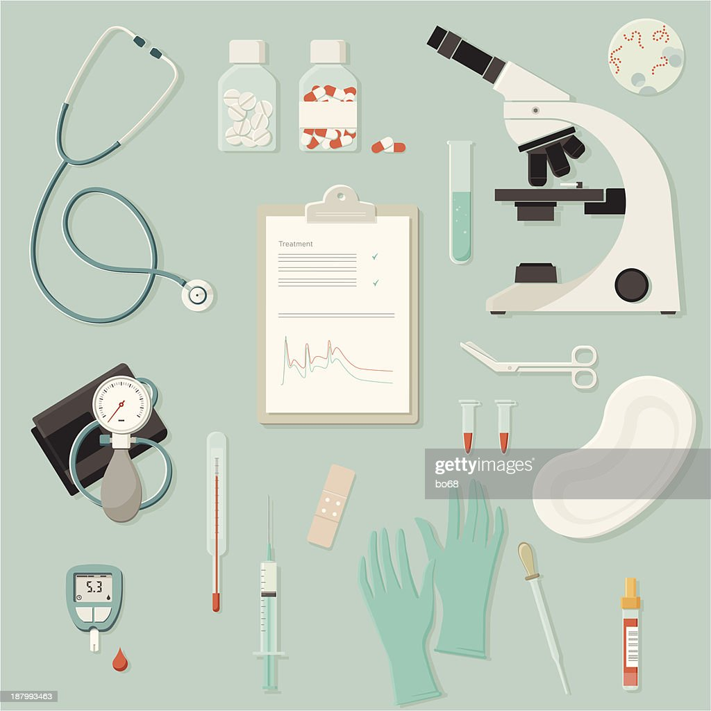 Medical equipment and instruments