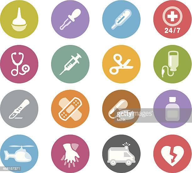 Medical Equipment  / Wheelico icons