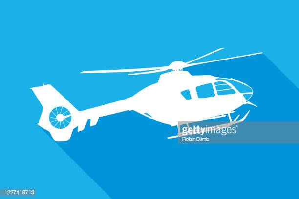 medical helicopter icon - us military stock illustrations