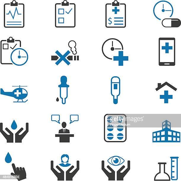 医療アイコン - heart shape点のイラスト素材/クリップアート素材/マンガ素材/アイコン素材