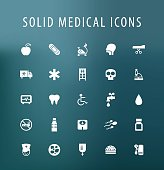 Medical Icons.