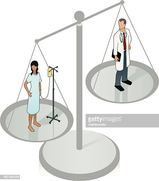 Medical Malpractice Illustration