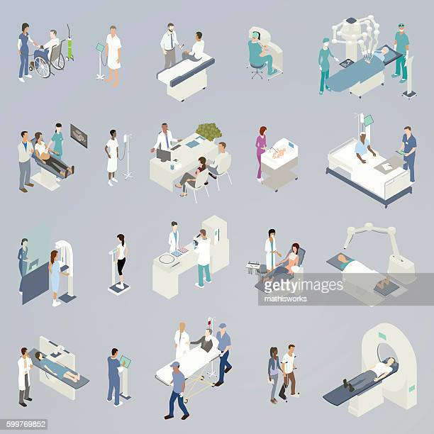 Medical Procedure Illustrations