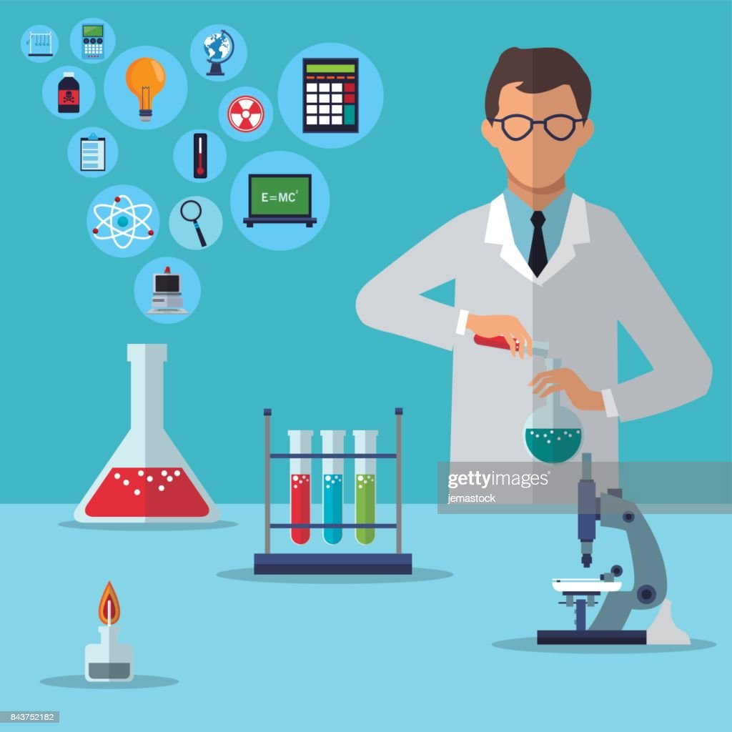 medical scientist research experiment laboratory