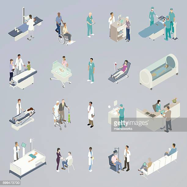 Medical Spot Illustration