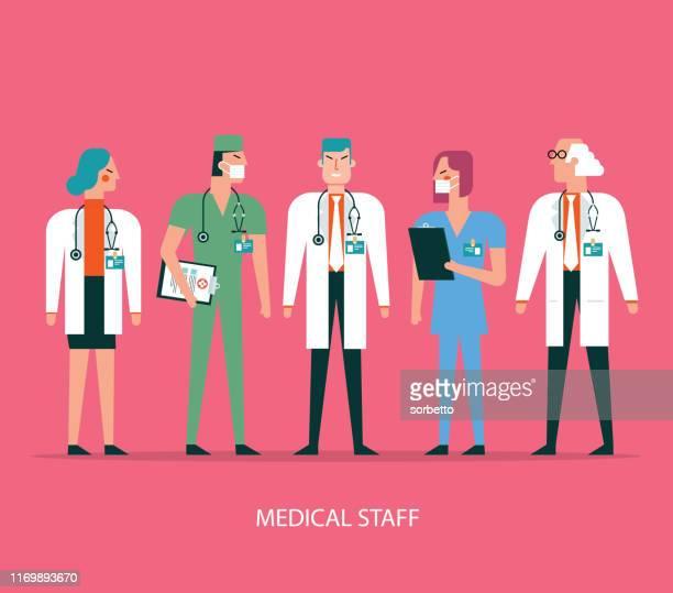 医療スタッフストック - 外科医点のイラスト素材/クリップアート素材/マンガ素材/アイコン素材