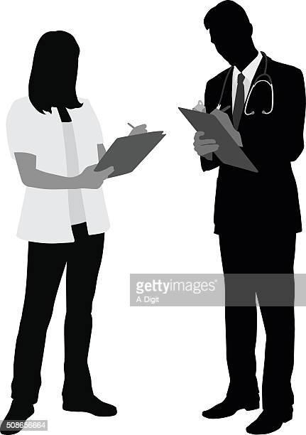 医療スタッフのメモ