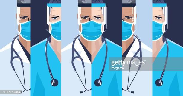 医療スタッフ。 - 外科医点のイラスト素材/クリップアート素材/マンガ素材/アイコン素材