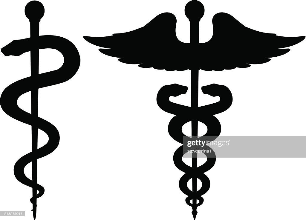 medical symbols vector art getty images