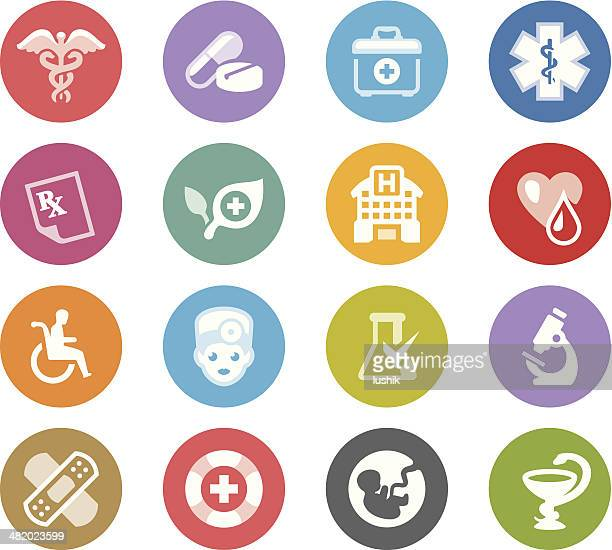 Medical Symbols / Wheelico icons