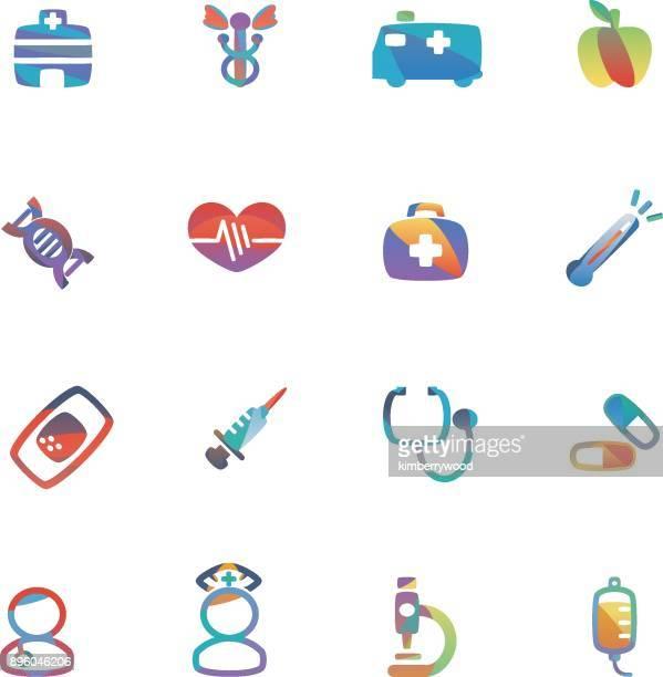 bildbanksillustrationer, clip art samt tecknat material och ikoner med medicinsk - vangen