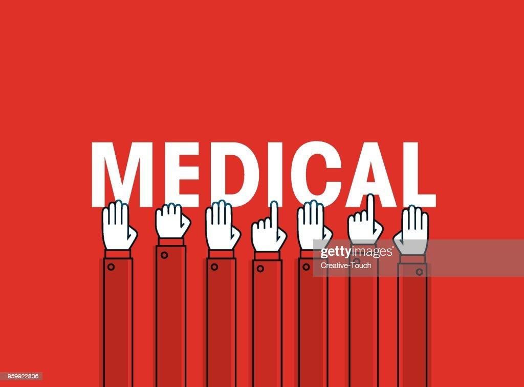 Medical : Stock-Illustration