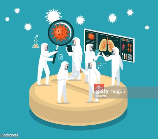 medicine - immune system stock illustrations