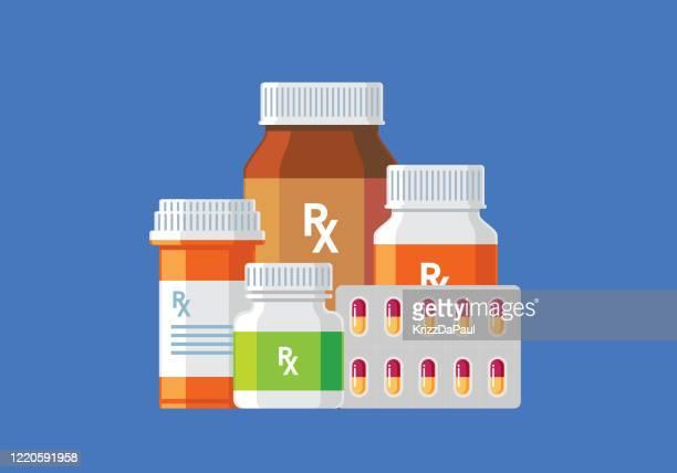 medicine - recreational drug stock illustrations