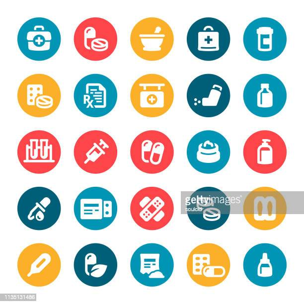 Medicines Icons