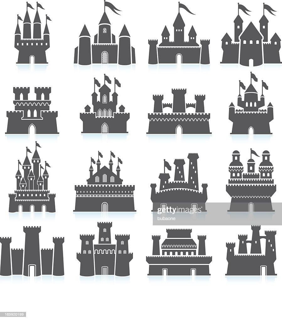 30 Top Castle Stock Illustrations, Clip art, Cartoons