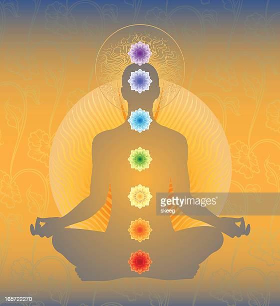 チャクラ 瞑想 [保存版]瞑想をしながらチャクラを開けよう!アファメーションの効果│夢を叶える幸せ成功法則