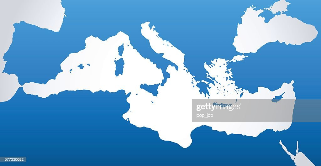 Similar images Colored Mediterranean Countries Map Vector