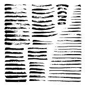 Mega set of ink brushes