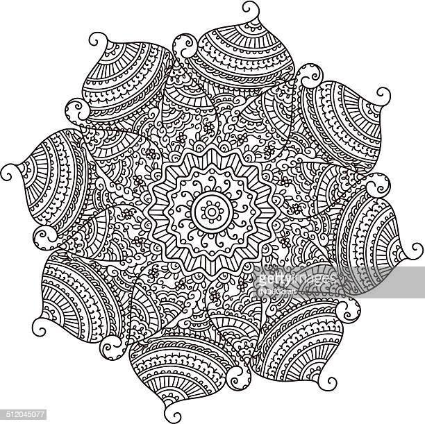 Mehandi Mandala