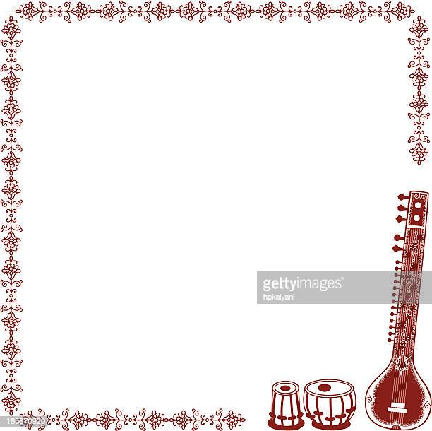 44 Sitar Stock Illustrations, Clip art, Cartoons & Icons - Getty Images