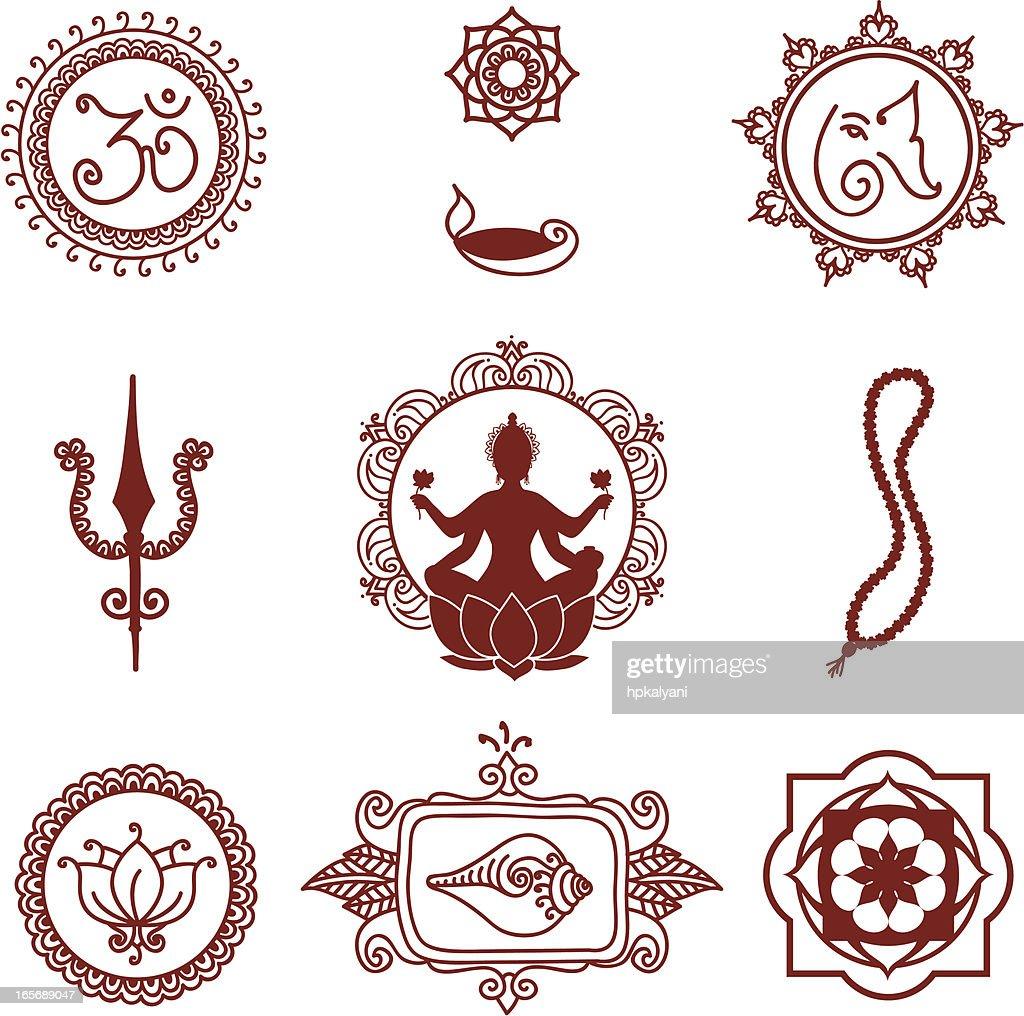 Mehndi Symbols