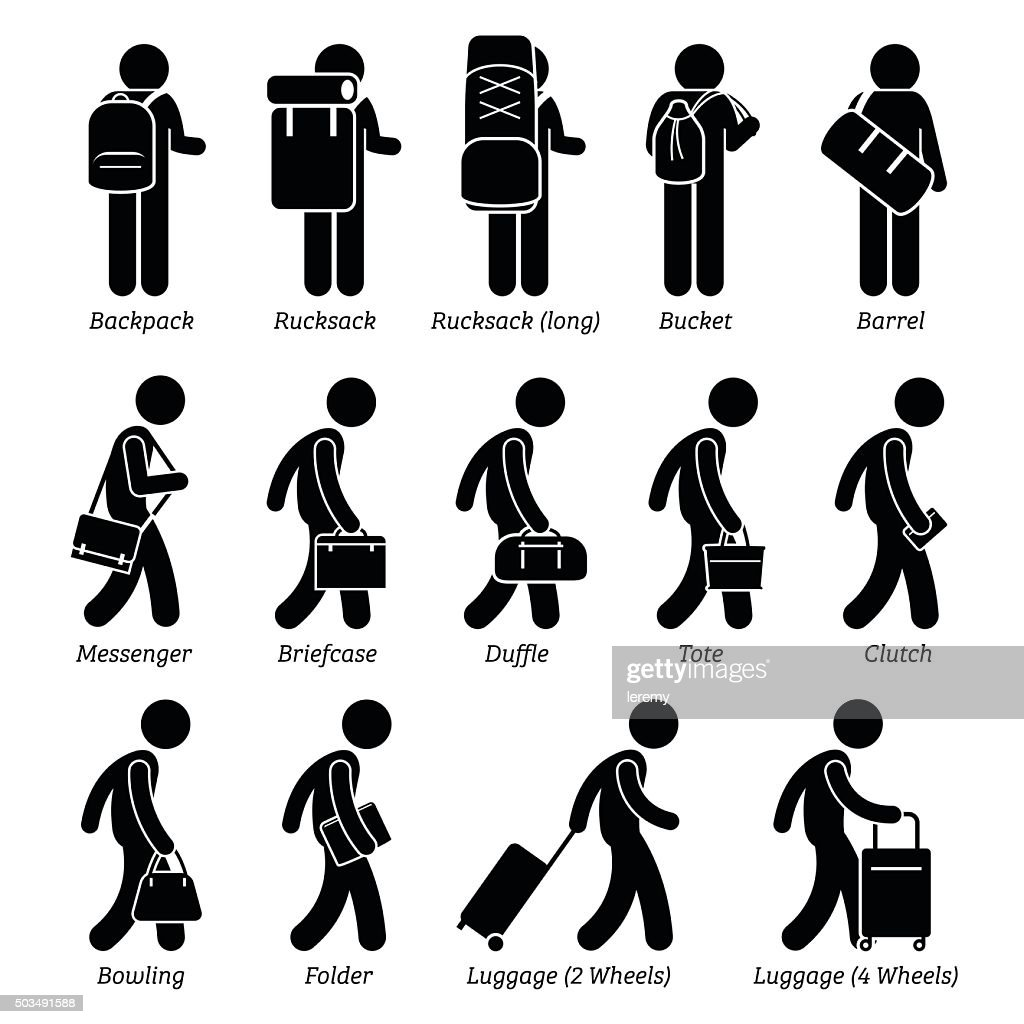 Men Bags Wallet Luggage Design Style