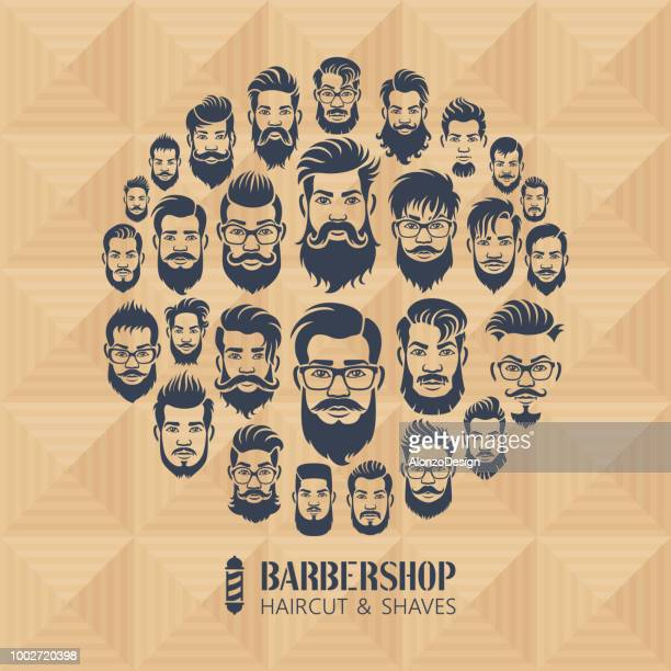 Men Hairstyle Montage