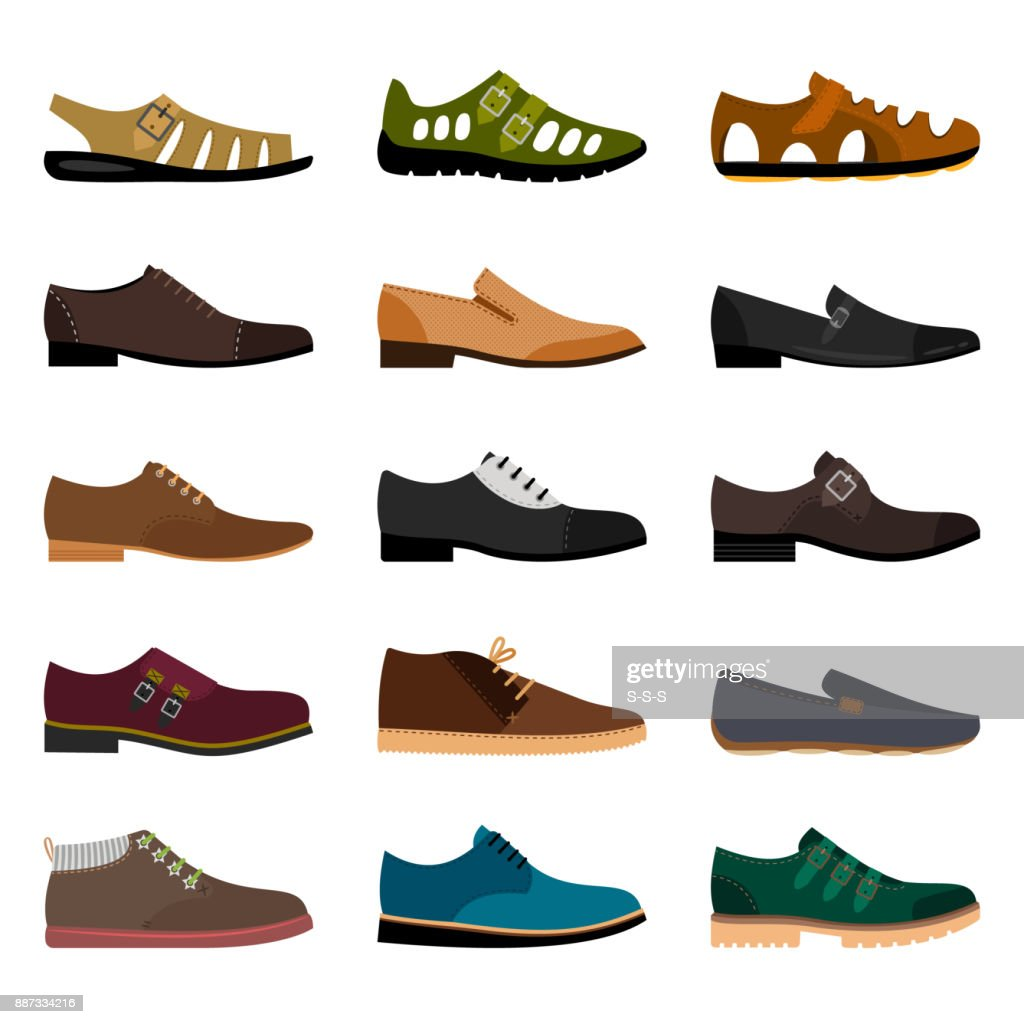 Men shoes collection