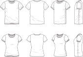 Men's and Women's t-shirt