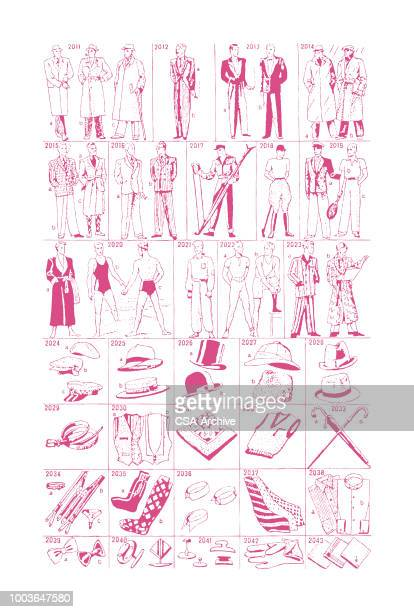 Men's Clothing Pattern