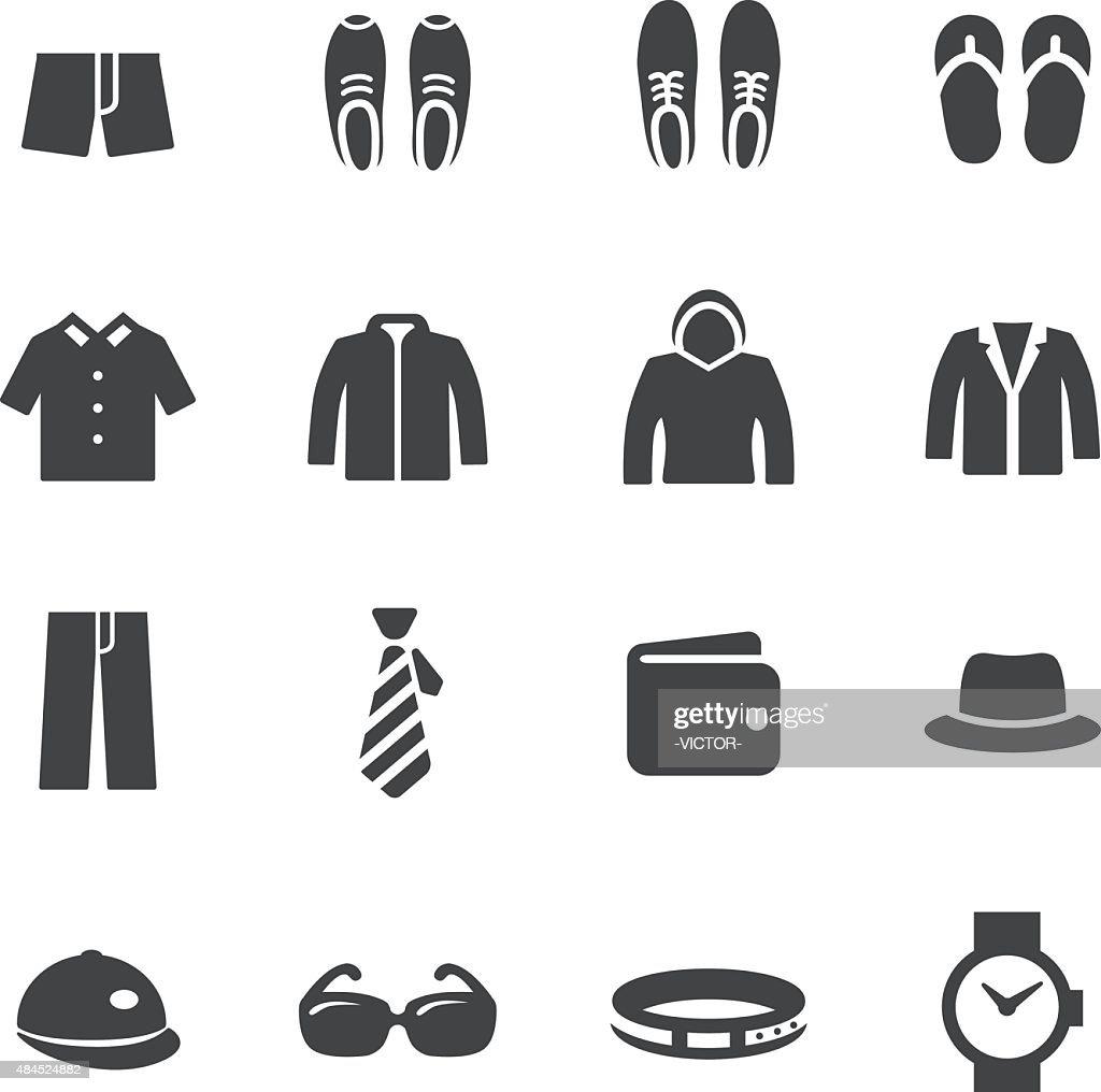 Men's Fashion Icons - Acme Series