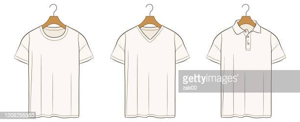 メンズtシャツ - シャツ点のイラスト素材/クリップアート素材/マンガ素材/アイコン素材