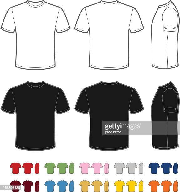 Männer-t-shirt