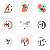 Mental Process Futuro Next Icons