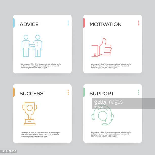 Mentoring Infographic Design Template