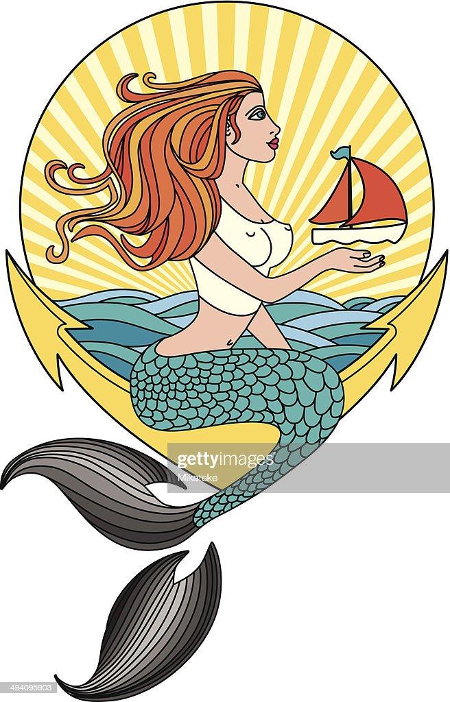 mermaid-ala-pin-up