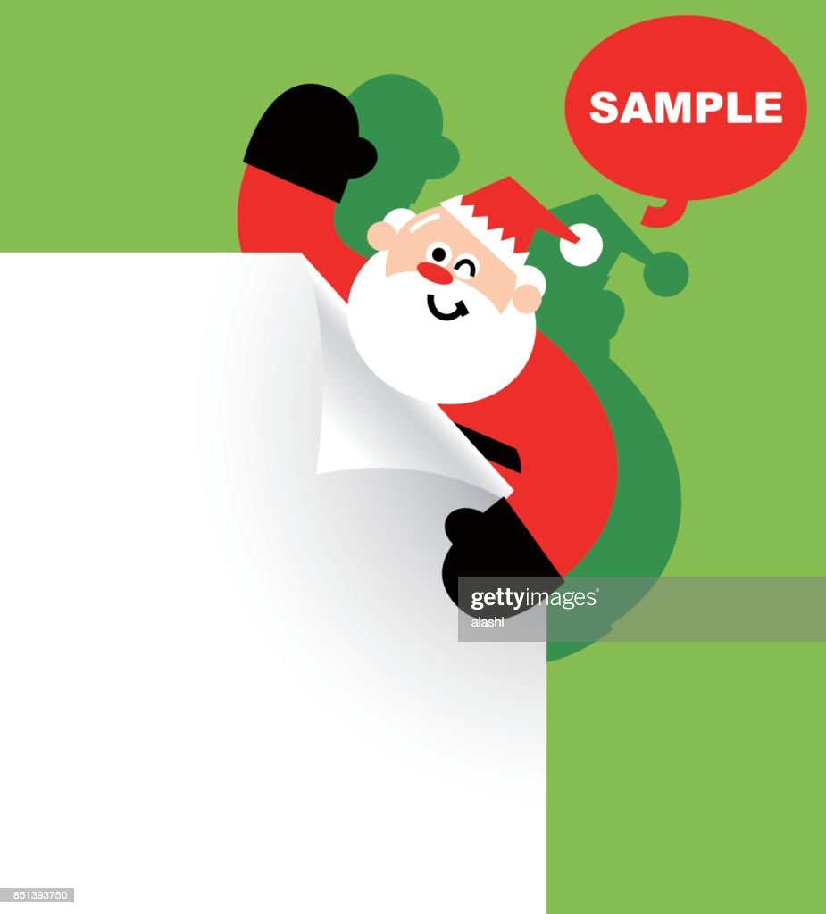 Merry Christmas And New Year Greeting Card Vector Art | Getty Images