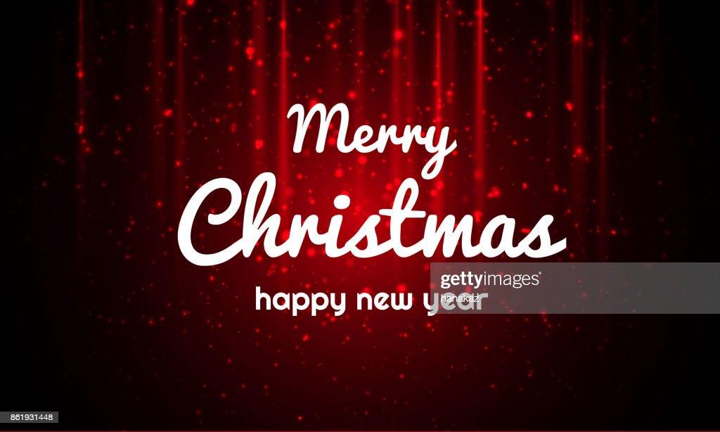 Frohe Weihnachten Und Neues Jahr Weihnachten Hintergrund ...