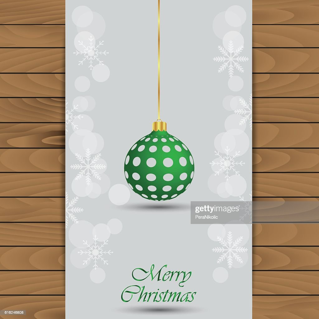 Fundo de Natal de boas festas. : Arte vetorial