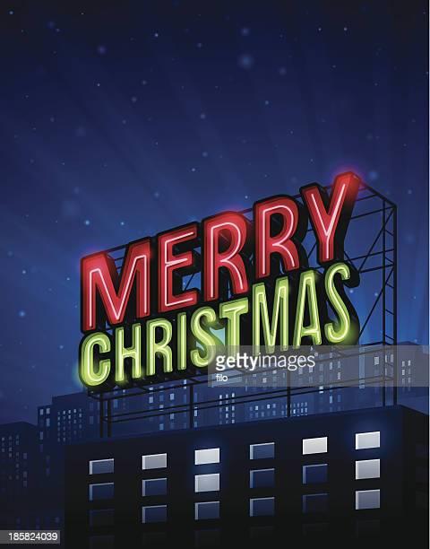 Merry Christmas City